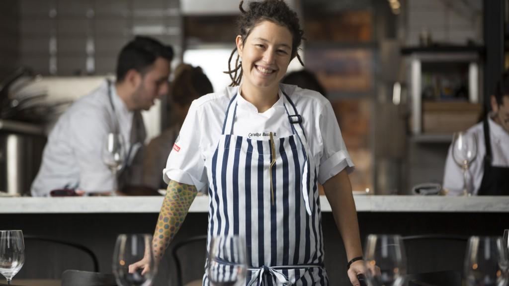 Le chef Carolina Bazan - Ambrosia Bistro