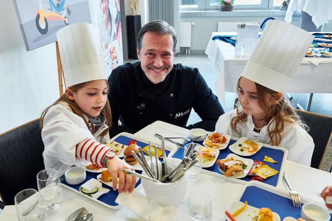 Photo: Chef Alexander Karl Rudolf Herrmann - invertour